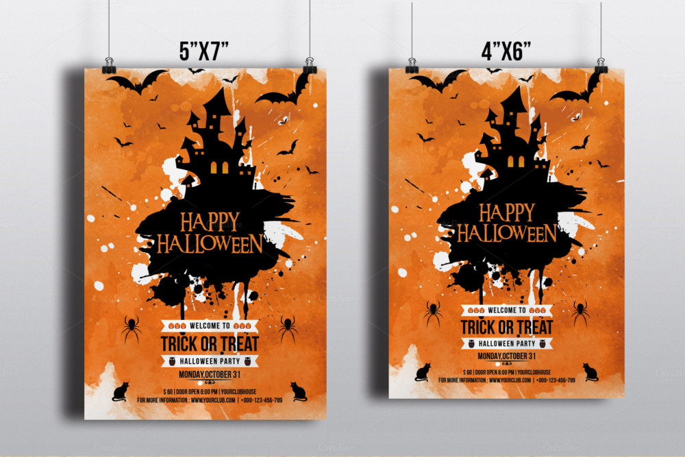 free-halloween-posters