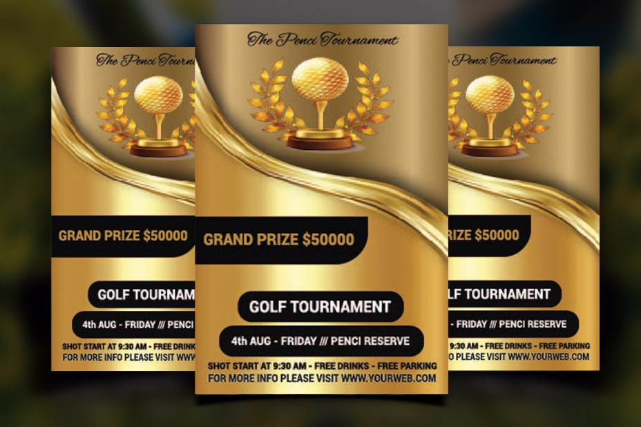 golf_tournament_flyer-gold
