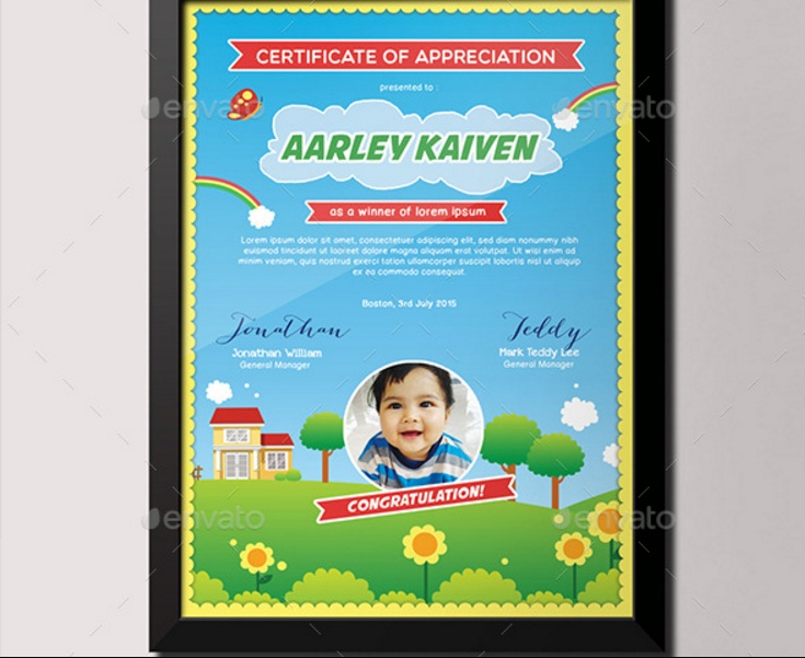 kids-certificate-template-psd