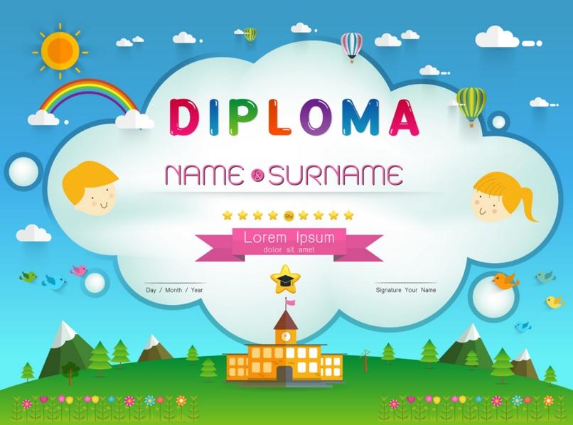 pre-school-diploma-certificate-template