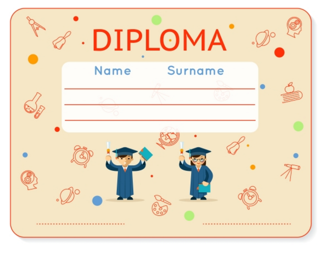 school-kids-certificate-template