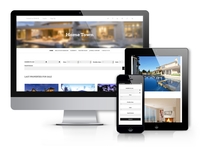 best-real-estate-website-template-website-templates-real-estate-home-town