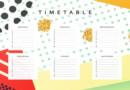 Top 20 Printable Planner Templates