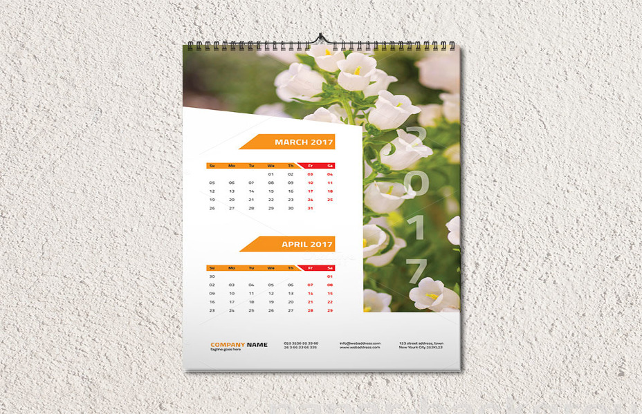 calendar-template-indesign