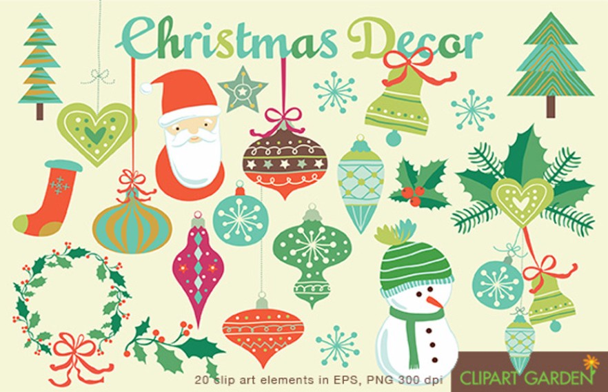 christmas-decorations-vector-christmas-vector