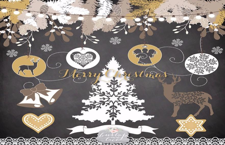 christmas-vector-vintage-christmas-vector