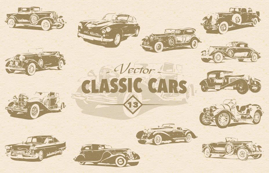 classic-car-vector