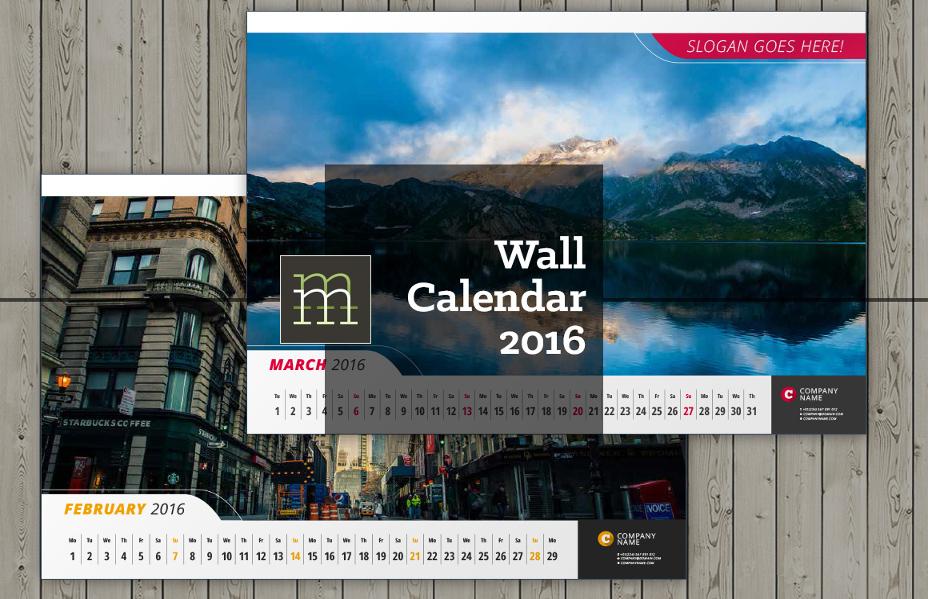 large-calendar-template