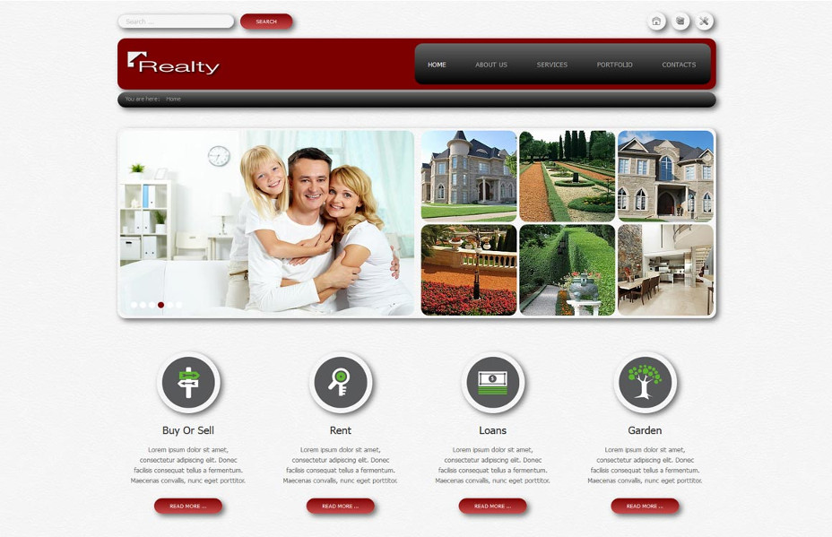 real-estate-investor-website-templates