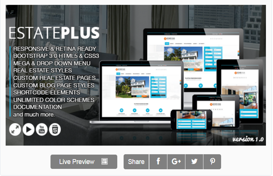 real-estate-website-templates