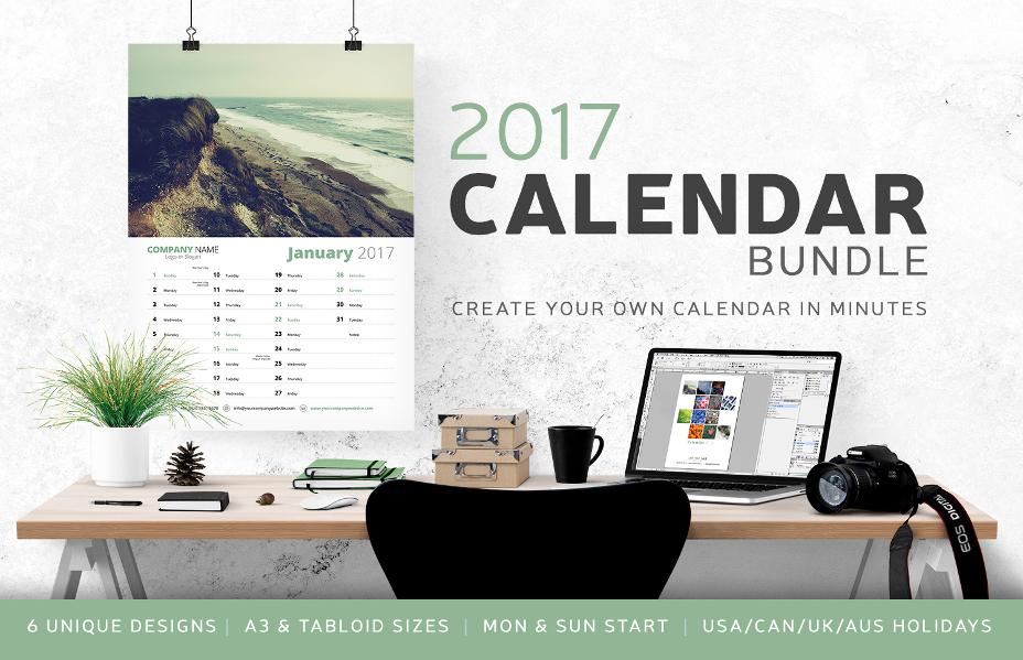 wall-calendar-template