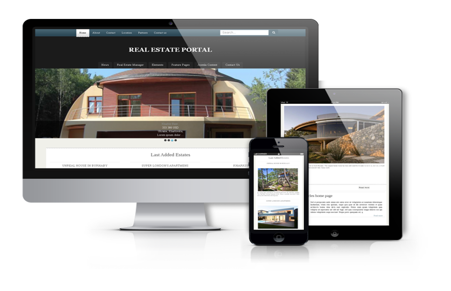 website-templates-for-real-estate