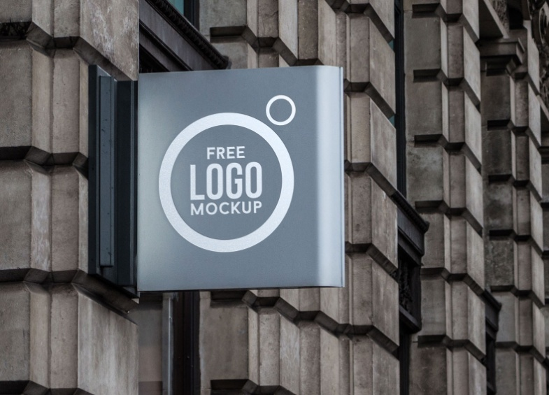 Outdoor Sign Mockup
