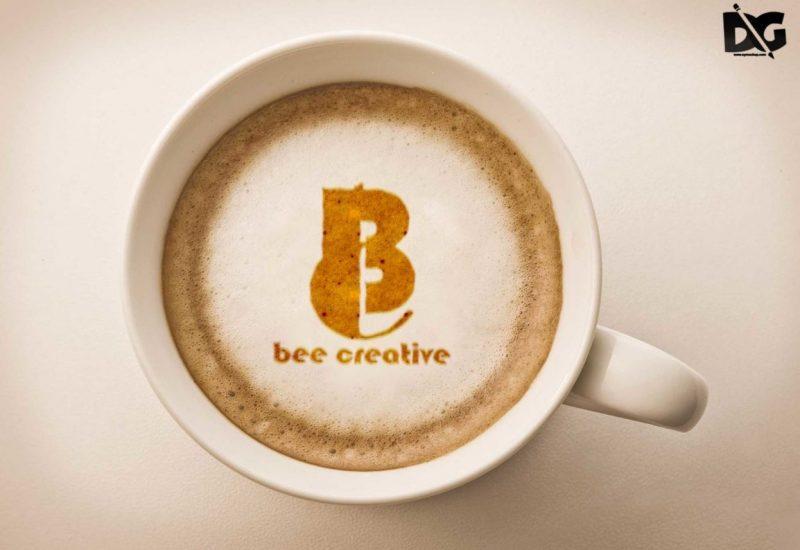 Awesome Coffee Brands Logo Mockup