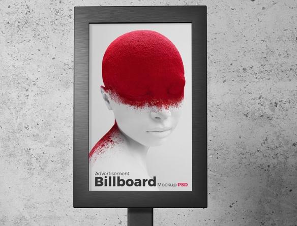 20+ Free Billboard Mockup PSD download for Branding