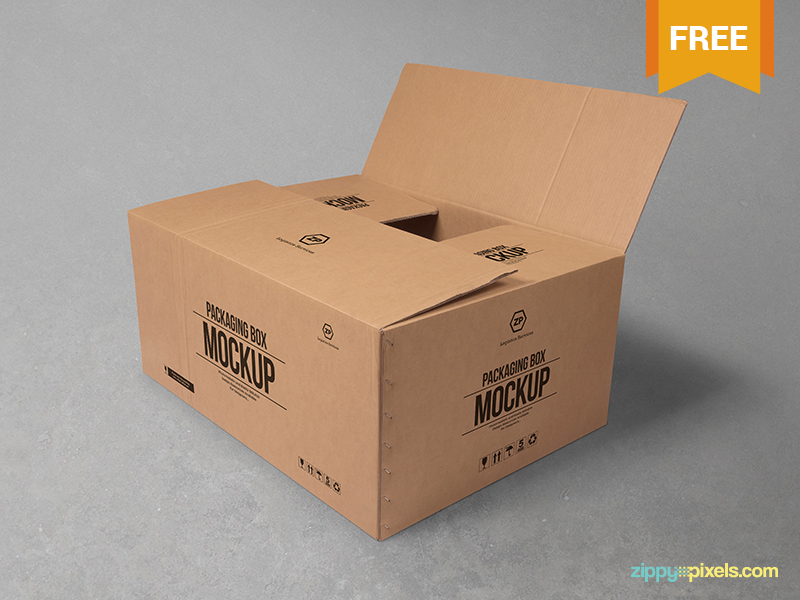 15 Carton Mockup Psd Free Download Graphic Cloud