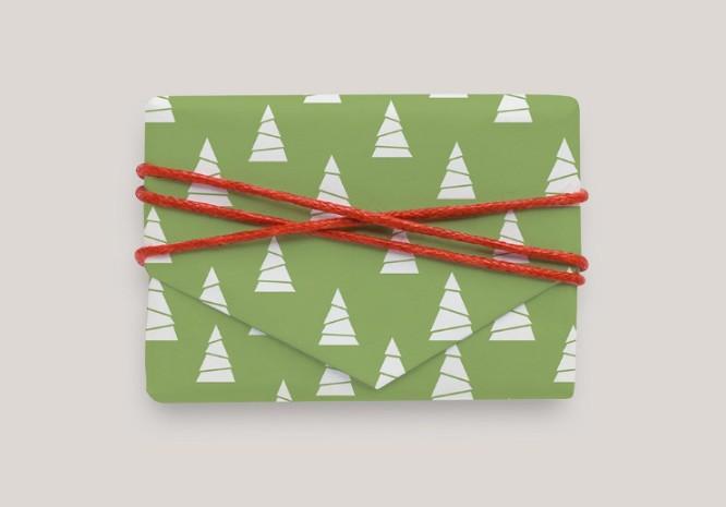 High Resolution Gift Box Mockup