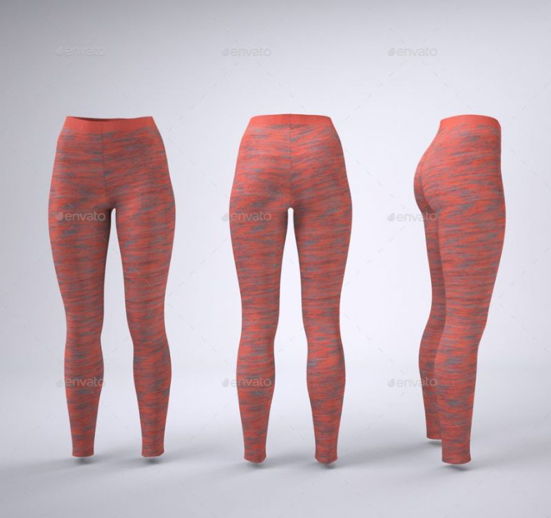 Leggings-Tights-Mockup