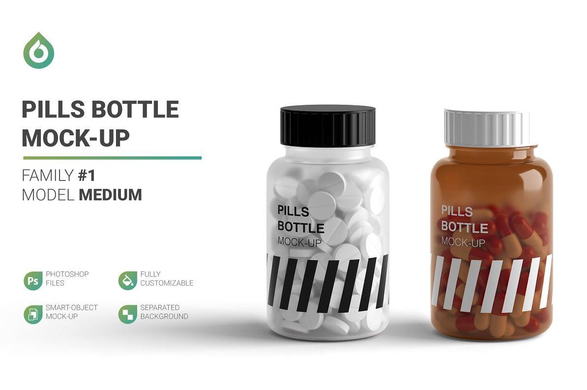 Pills-Bottle-Mockup