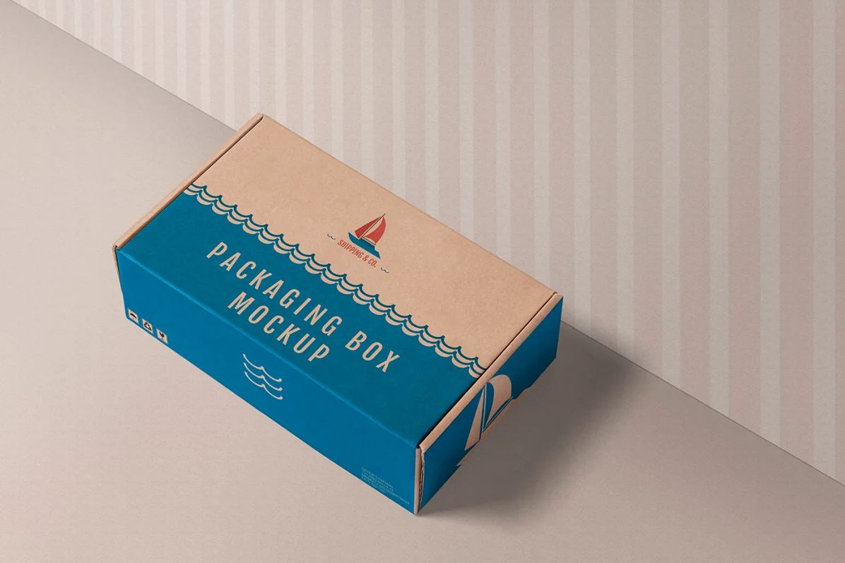 Product Box Mockups