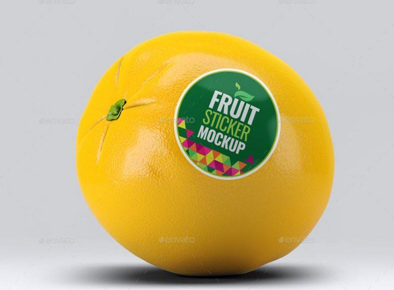 Realistic_Fruit_sticker_Mockup