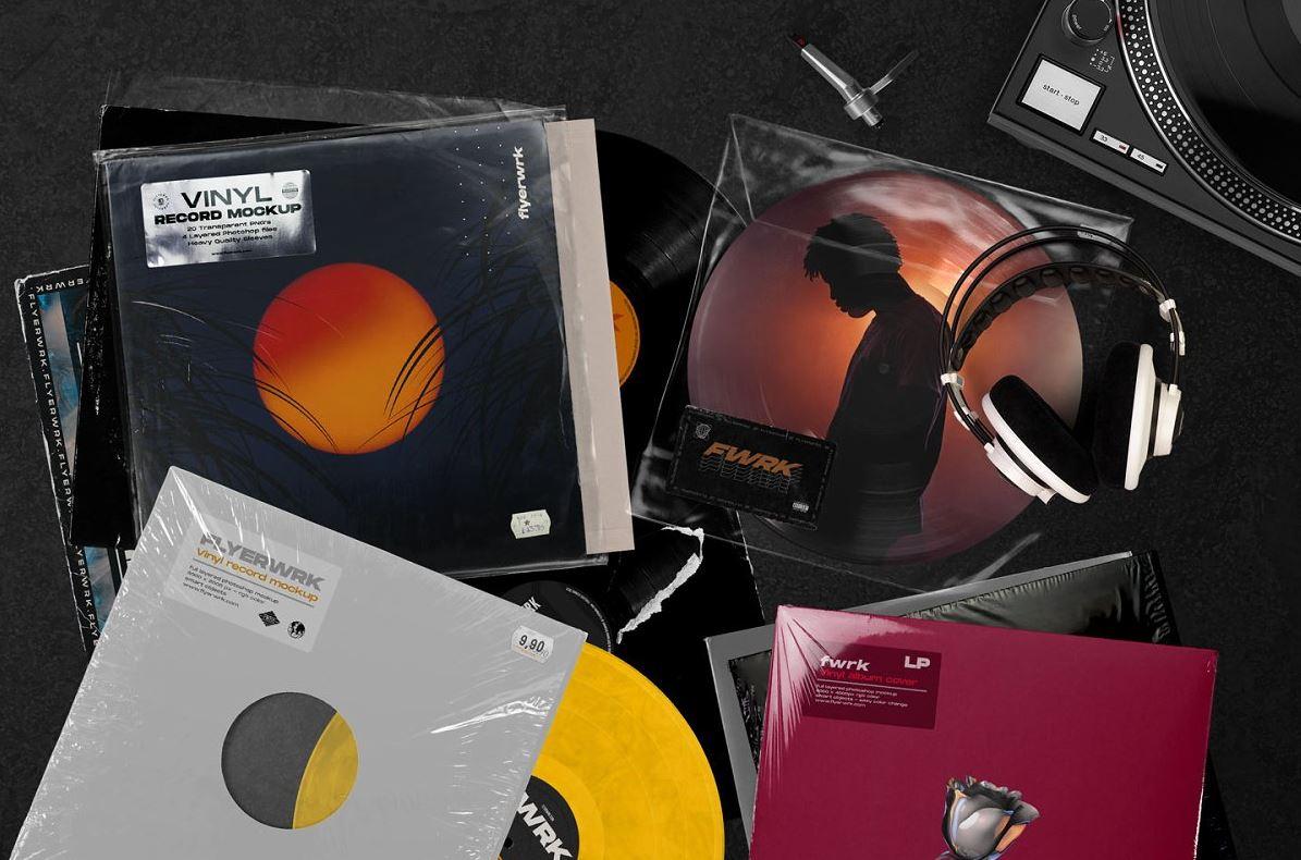Retro-Vinyl-Record-Mockup