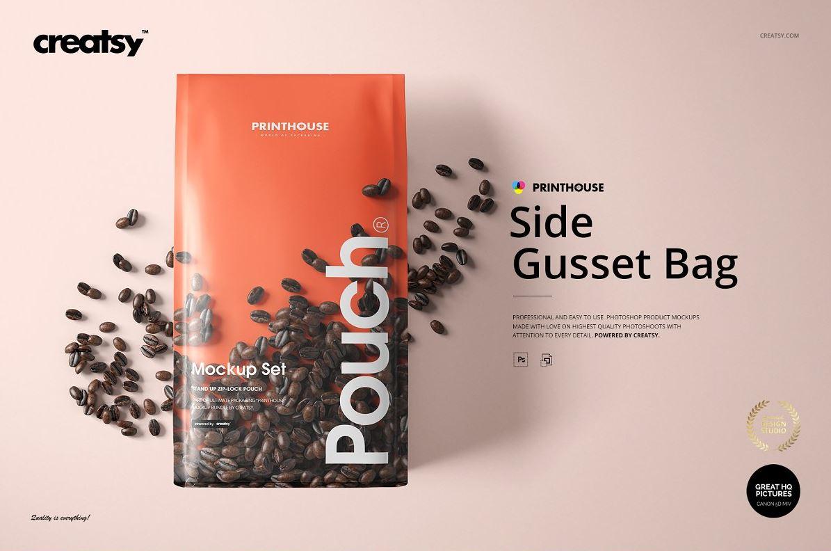 Side-Gusset-Bag -mockup-Set