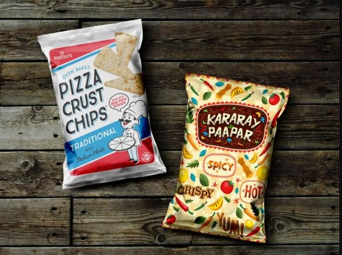 Snack Pack Packaging Mockup