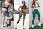 30+ Leggings Mockup PSD for Apparel Design Presentation