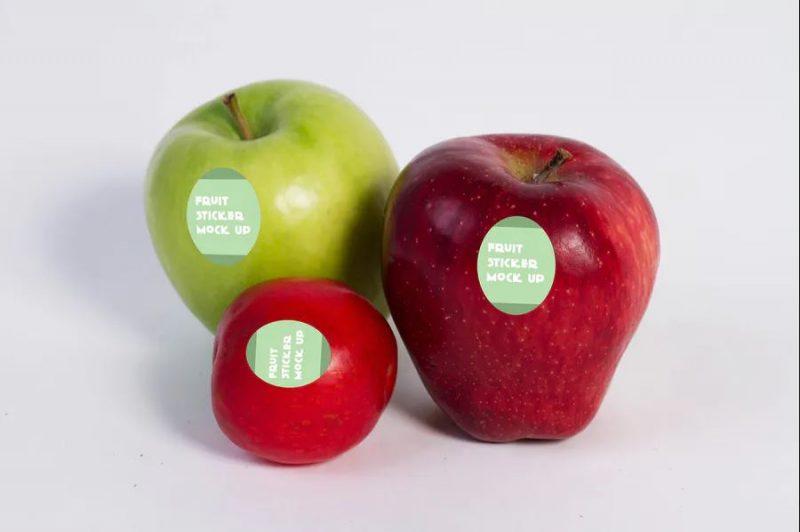 fruit-sticker-mockup-psd