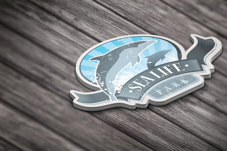 3D-Logo-Mock-Up