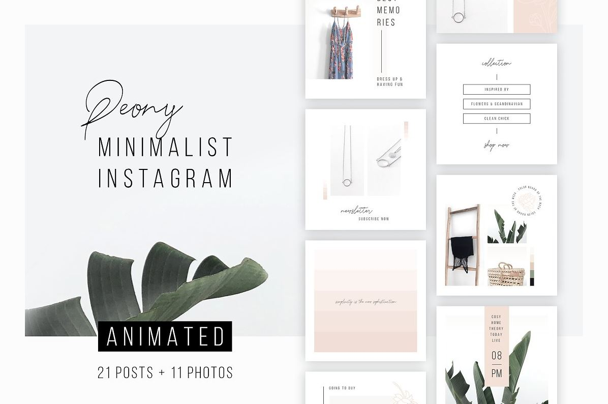 Animated-Instagram-Posts-Mockup