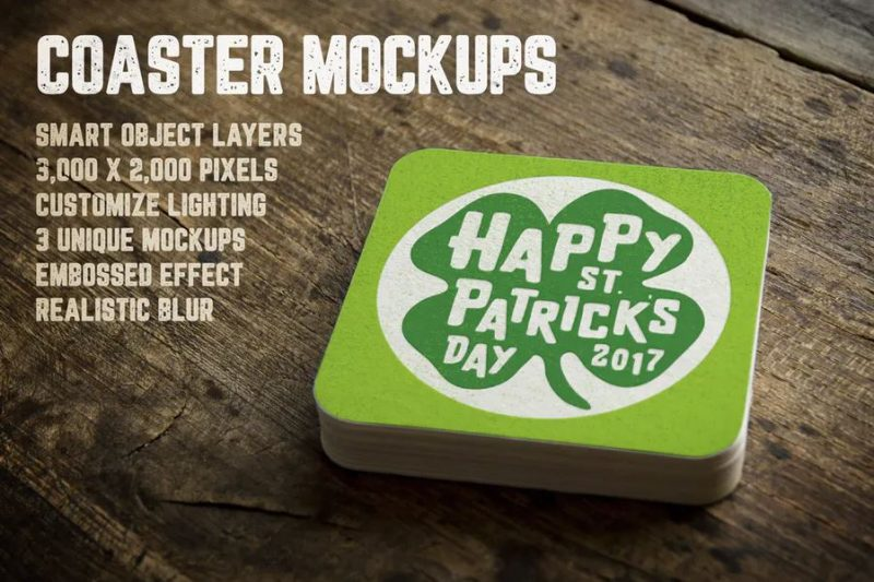 Coaster-Mockups-PSD