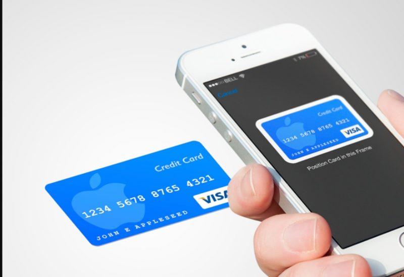 Credit Card Capture Mockup