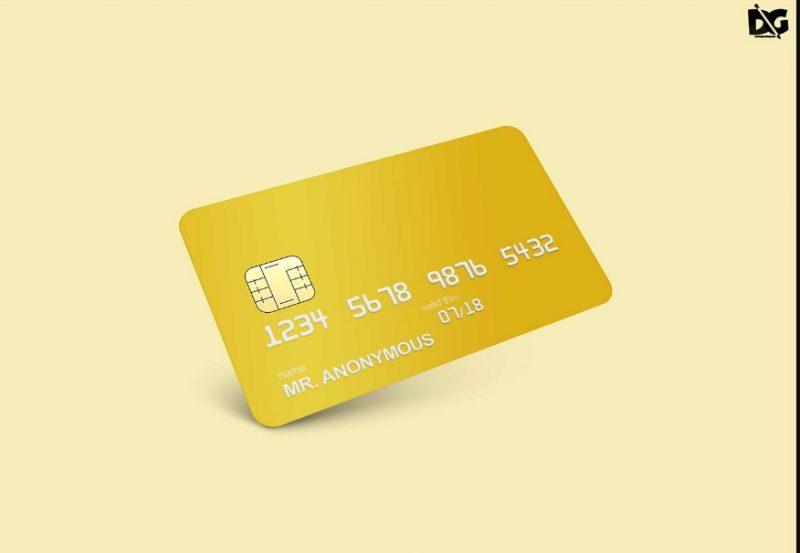 Credit Card Mockup Generator