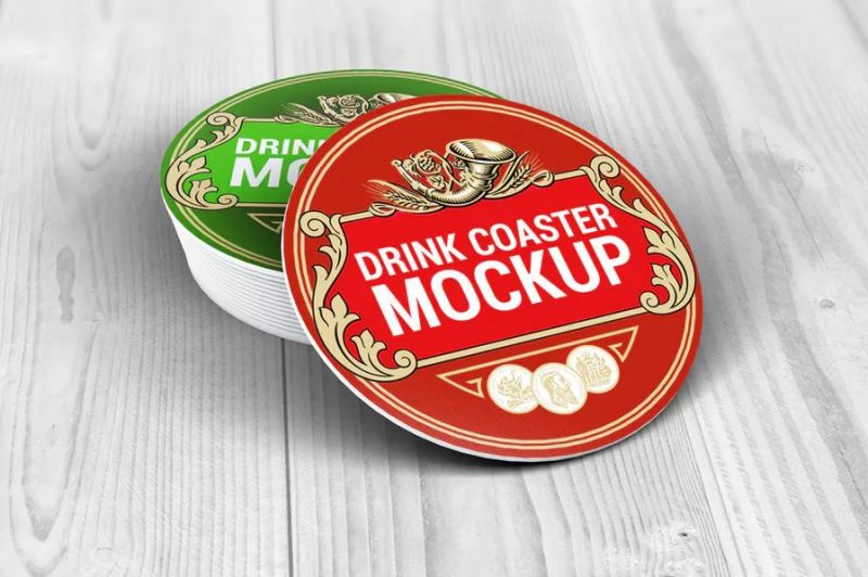 Drink-Coasters-Mockup