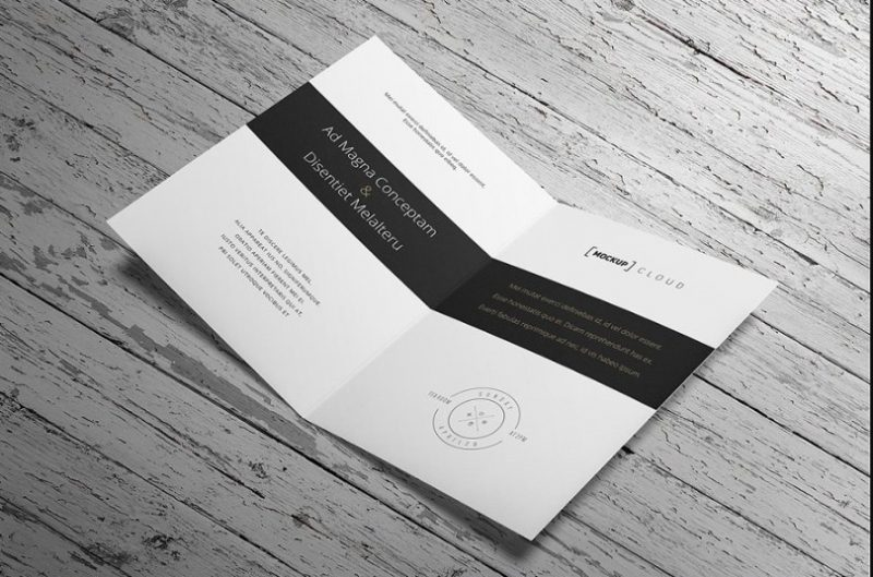 Easy Editable Invitation Card Mockup