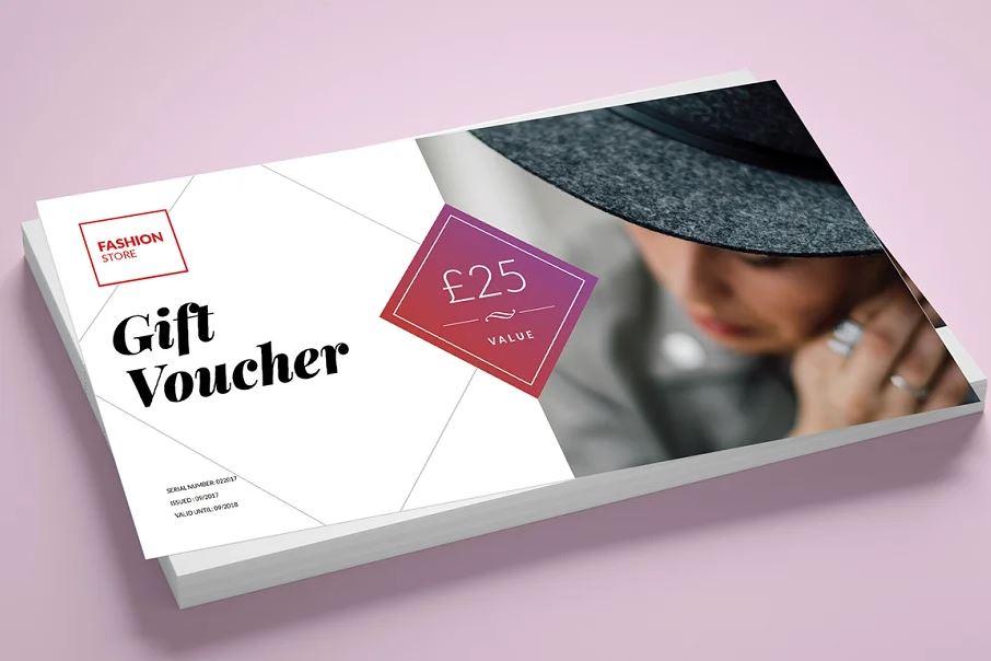 Fashion Gift Voucher 2