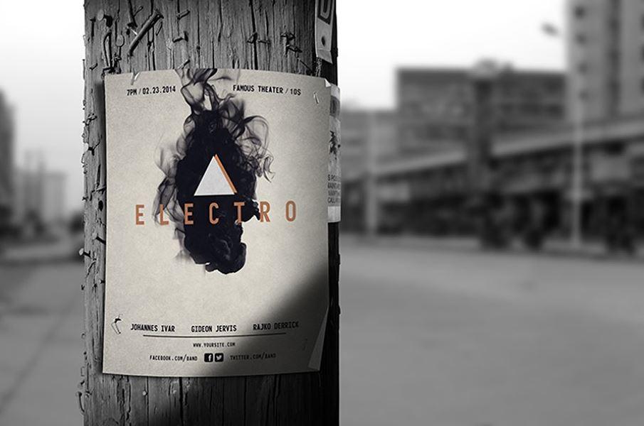 Flyer-Poster- Mockup