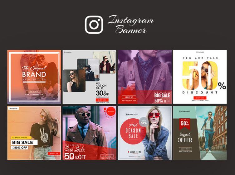Instagram-Banner-Mockup