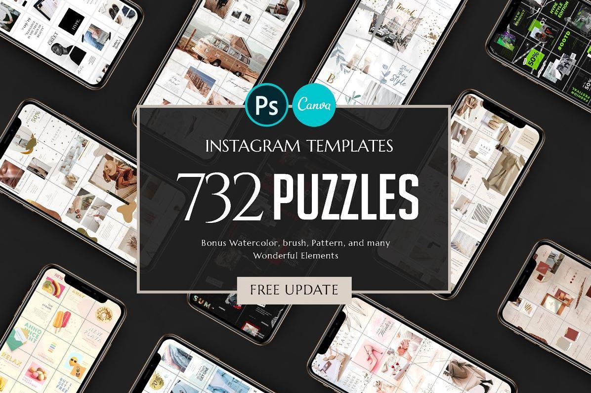 Instagram-Mockup-Bundle