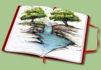 Moleskine sketchbook mockup