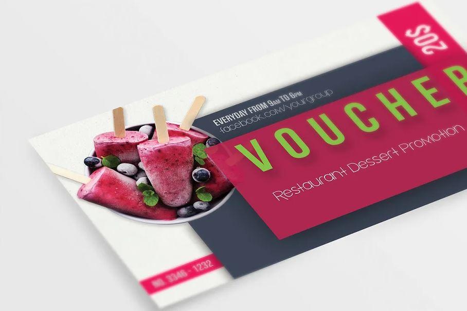 Multipurpose Restaurant Voucher