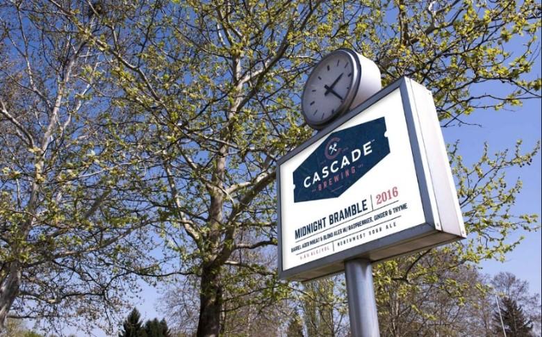 PSD Signage Banner Mockup PSD