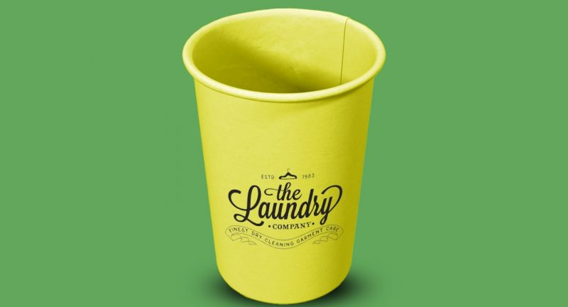 Paper Cup Mockup PSD Free Download