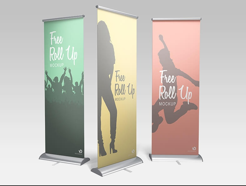 Professional Advert Banner Mockup