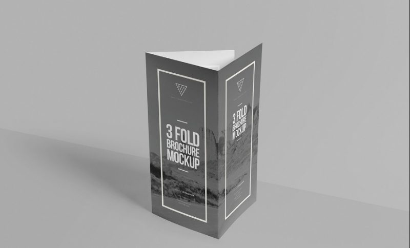 25+ Free Tri Fold Brochure Mockup PSD Download