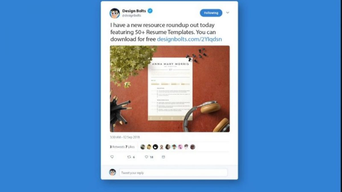 7 Twitter Mockup Psd Free For Presentation Graphic Cloud