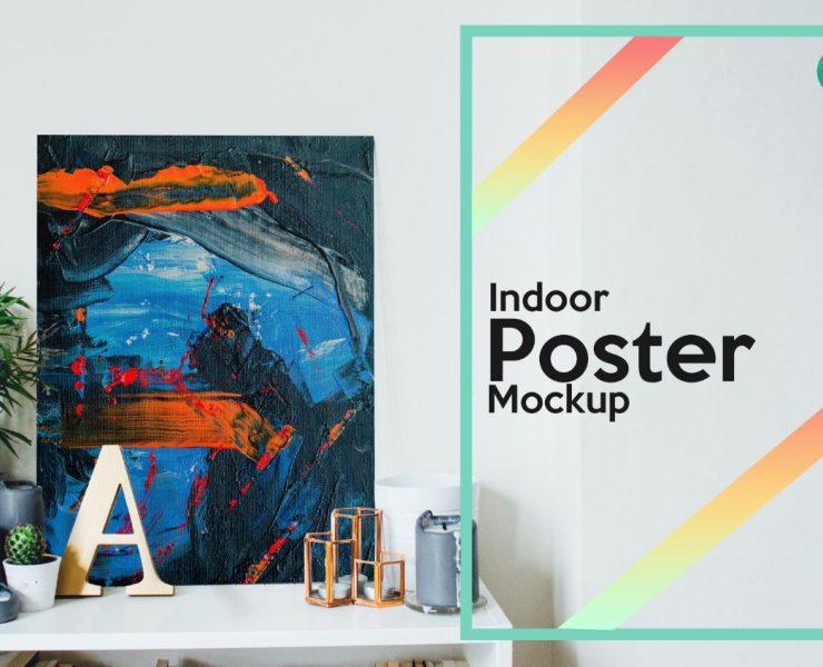 indoor-poster-mockup