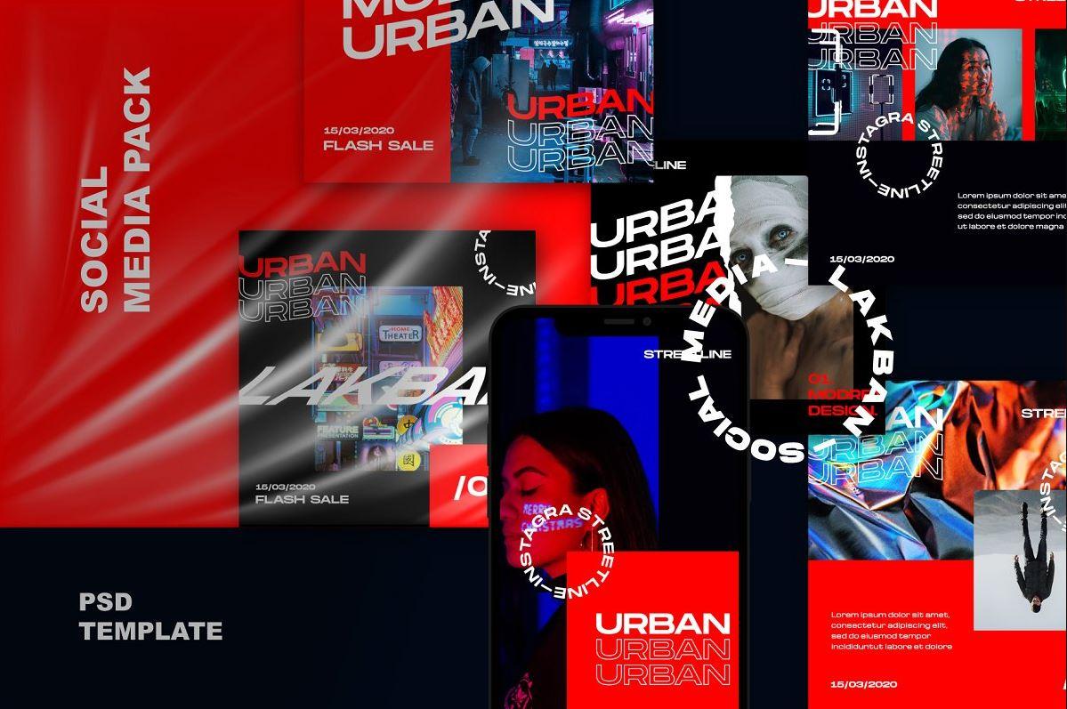 urban-social-media-instagram-template